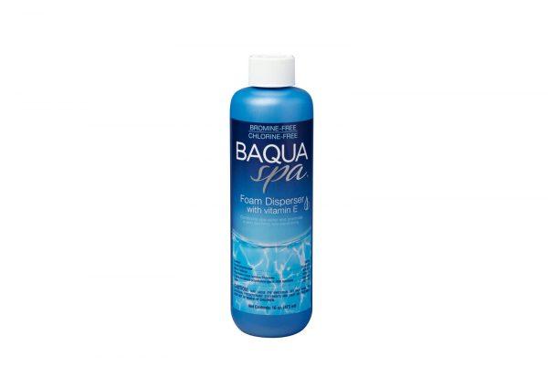 Baqua Spa® Foam Disperser with Vitamin E