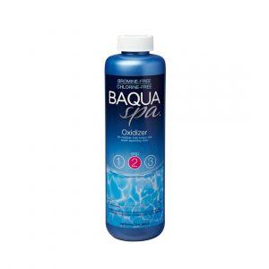Baqua Spa® Oxidizer Step 1