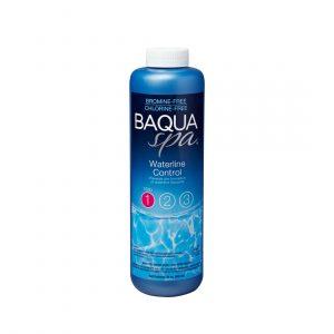 Baqua Spa® Waterline Control Step 1