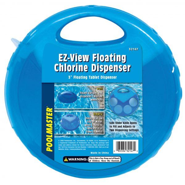 Poolmaster® EZ-View Floating Chlorine Dispenser