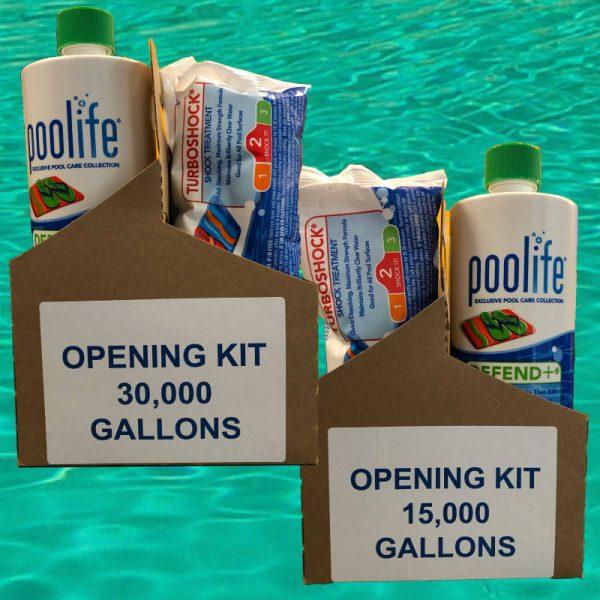 both pool opening kits