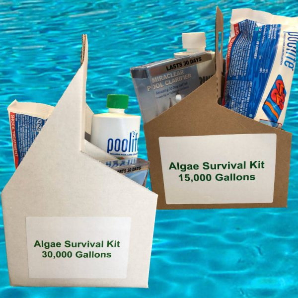 Algae Survival Kit