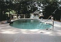 Gunite Pool Installation Step 8